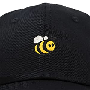 H-Bumble-Bee Up Close Quality Stitching
