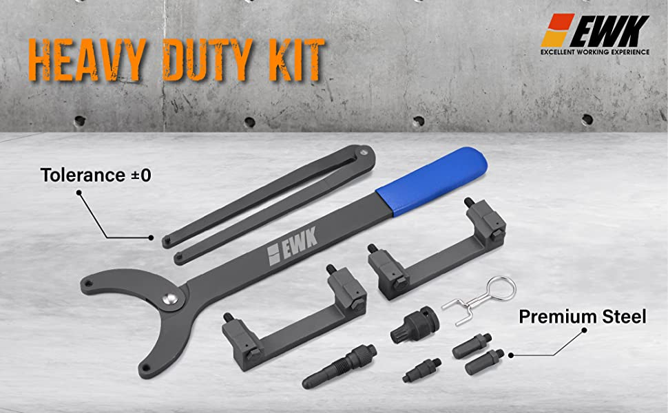 High Quality Engine Timing Tool Mounting Comprehensive Kit For VW Audi A4