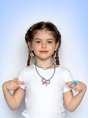 Girls and Jewelry