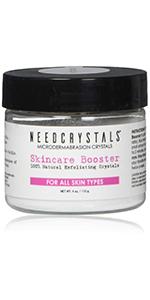 Beauty Cosmetics Natural Vegan Skincare Treatment Scrub Exfoliant Exfoliator Exfoliate Alumina