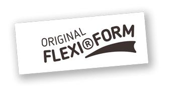 LURCH Macaron Backunterlage 38 x 30 cm Flexi®Form Silikonbackmatte Backmat