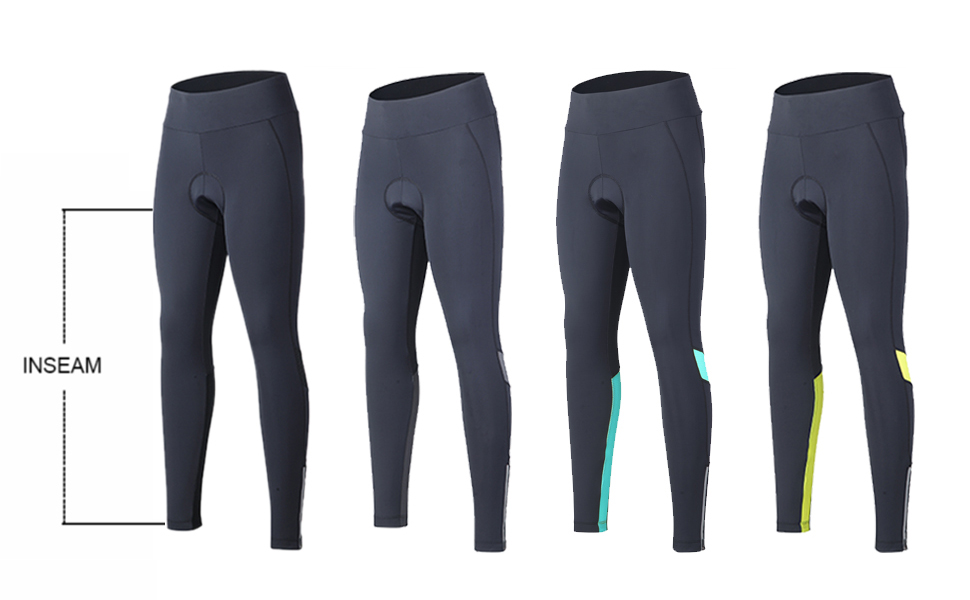 padded bike pants women