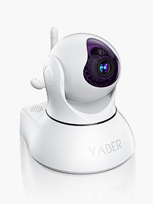 blanc B/éb/é Moniteur Babyphone Vid/éo batterie super capacit/é 5000mah baby monitor avec Rotation 360/° YABER 1080P 5,5 LCD Couleur Video Bebe Surveillance