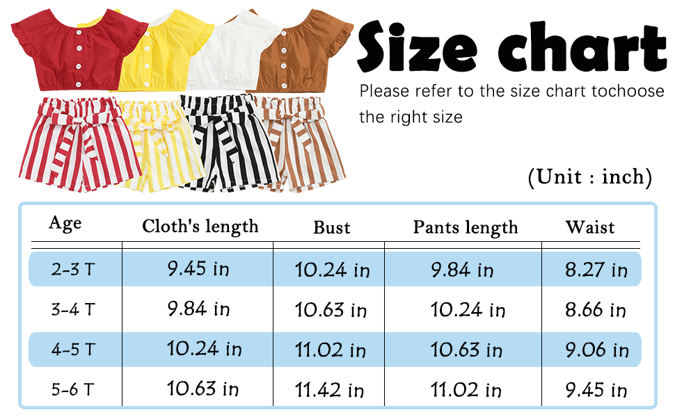 Toddler Kids Baby Girl Clothes Outfit