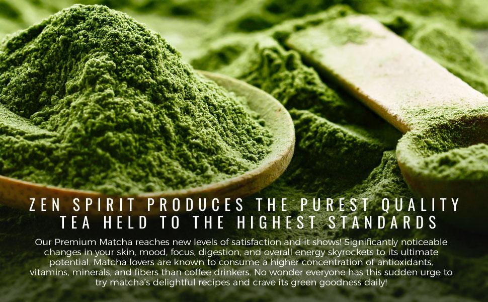 Green Tea Powder Matcha