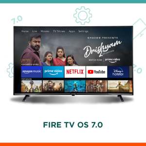 Fire TV OS 7.0