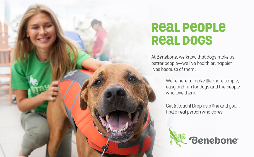 real people, real dogs