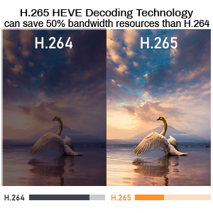 H.265 HEVE Decoding