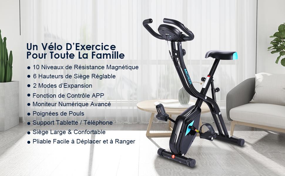 velo d'exercice