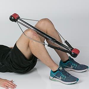 腰や太もものような筋肉に届きにくいターゲット