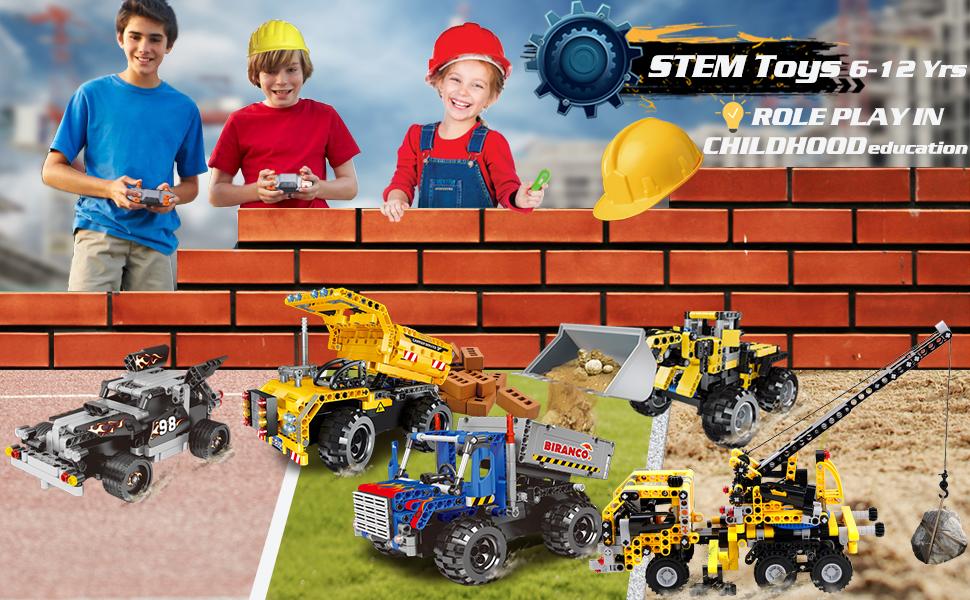stem toys 6-12 yrs old