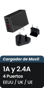 Rampow Cable iPhone Cable Lightning 2M Cargador iPhone ...