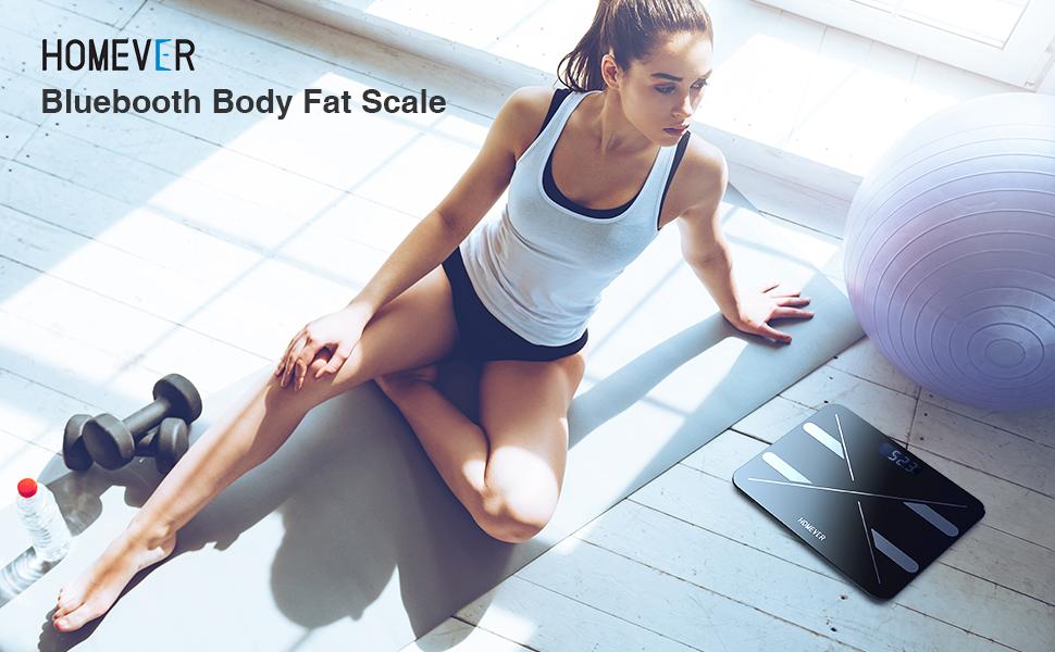 HOMEVER Body Fat Scale