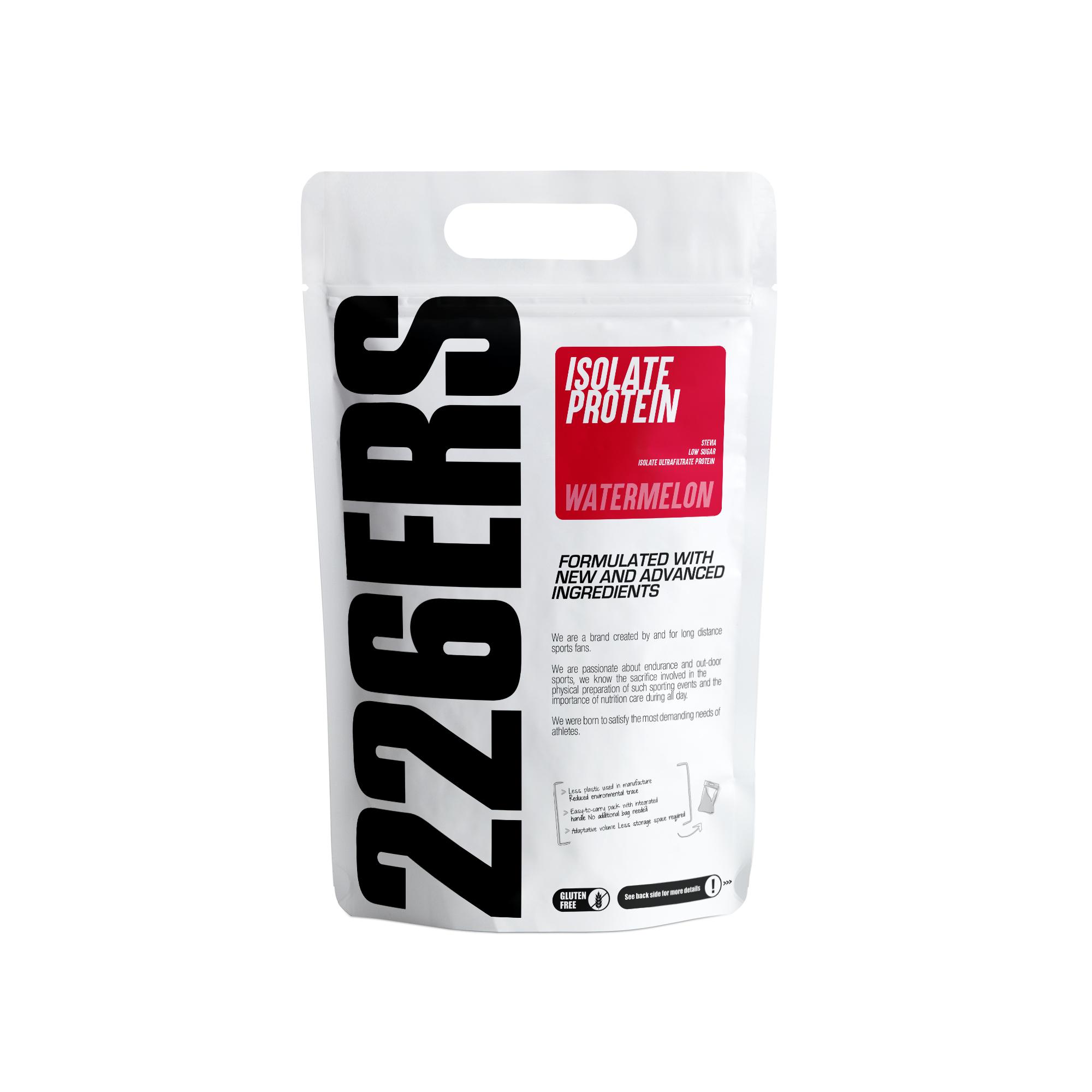 226ERS Isolate Protein | Proteína de Aislado de Suero de Leche Ultrafiltrada, Sin Gluten, Chocolate - 1000 gr