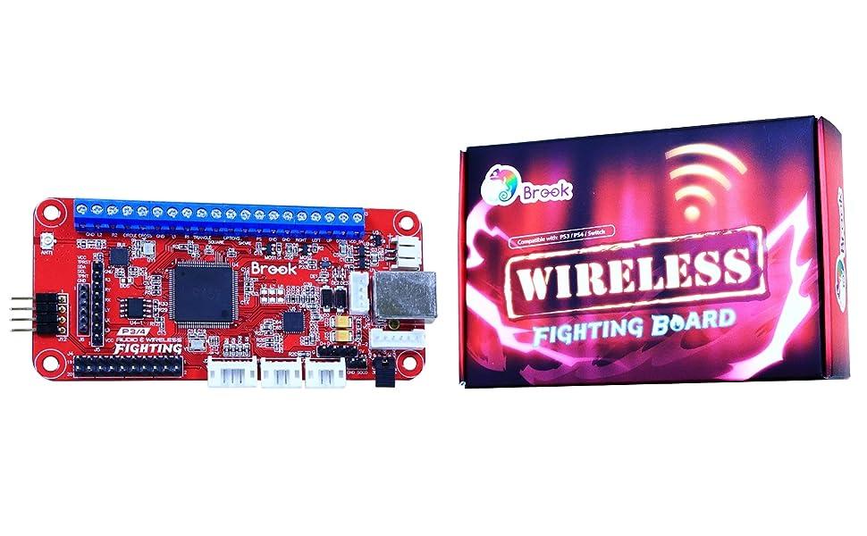 Wireless Fight Board