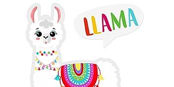 llama party decorations,llama gifts