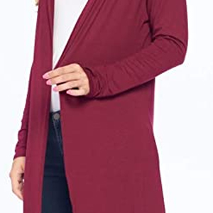 women/'s jacket Maxi cardigan DivintageLab
