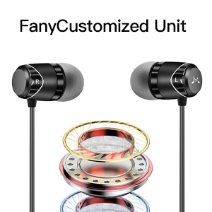 earbuds wired headphones