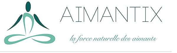 logo aimantix aimant magnetotherapie