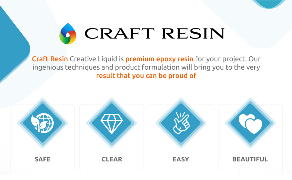 Craft Resin epoxy moulds for jewellery making art resin uv resin