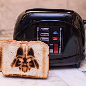 Darth Vader Toaster Star Wars