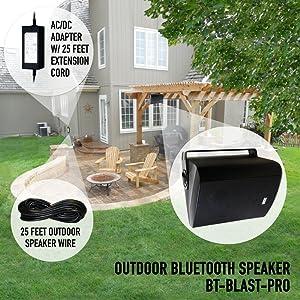 wireless outdoor speakers for patio