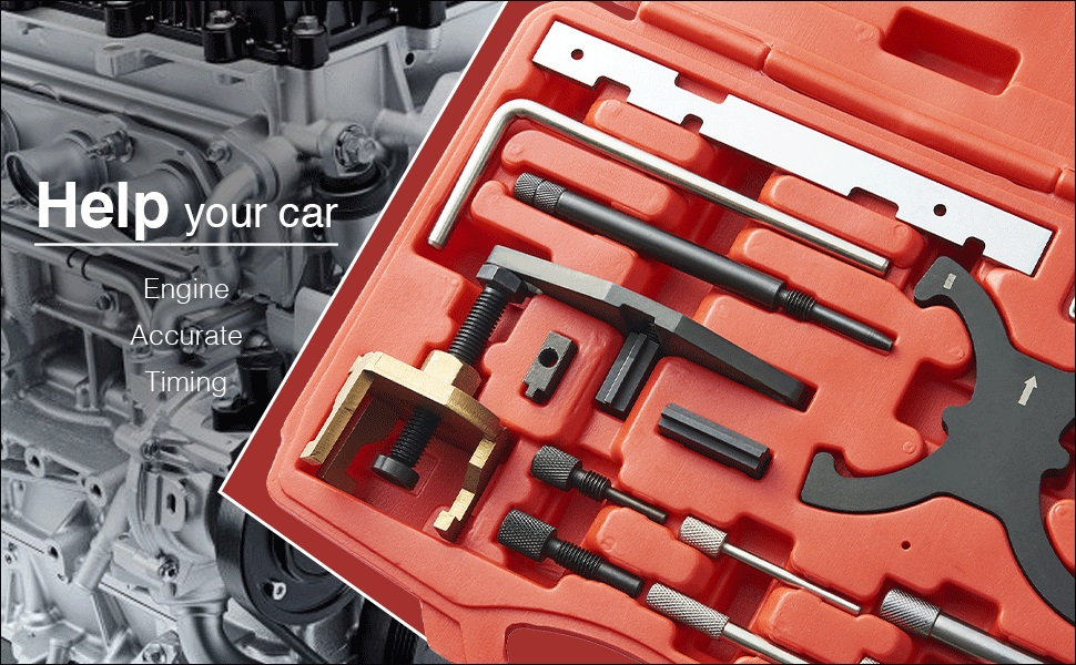 ford mazad engine timing tool