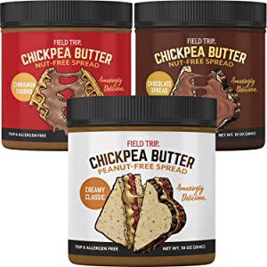 Chickpea Butter