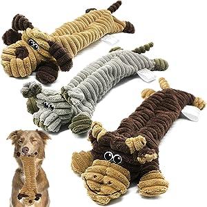 Plush Interactive Dog Toy