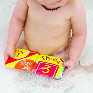 baby bath books
