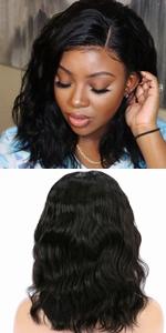 bob wigs human hair