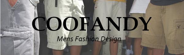 Coofandy mens shorts