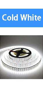 cold white led strip lights