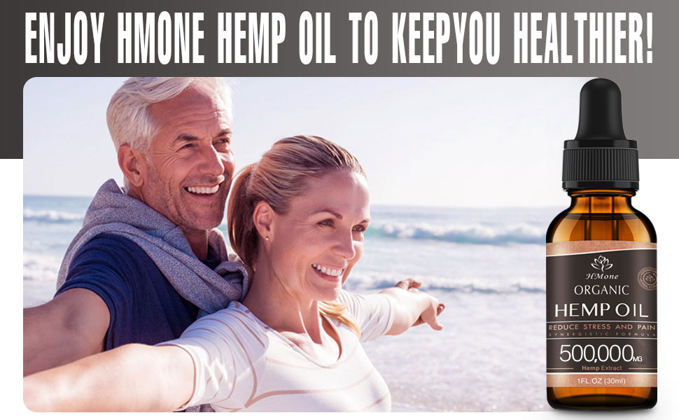 HMone Hemp Oil Drops