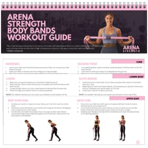 Arena Strength Body Bands