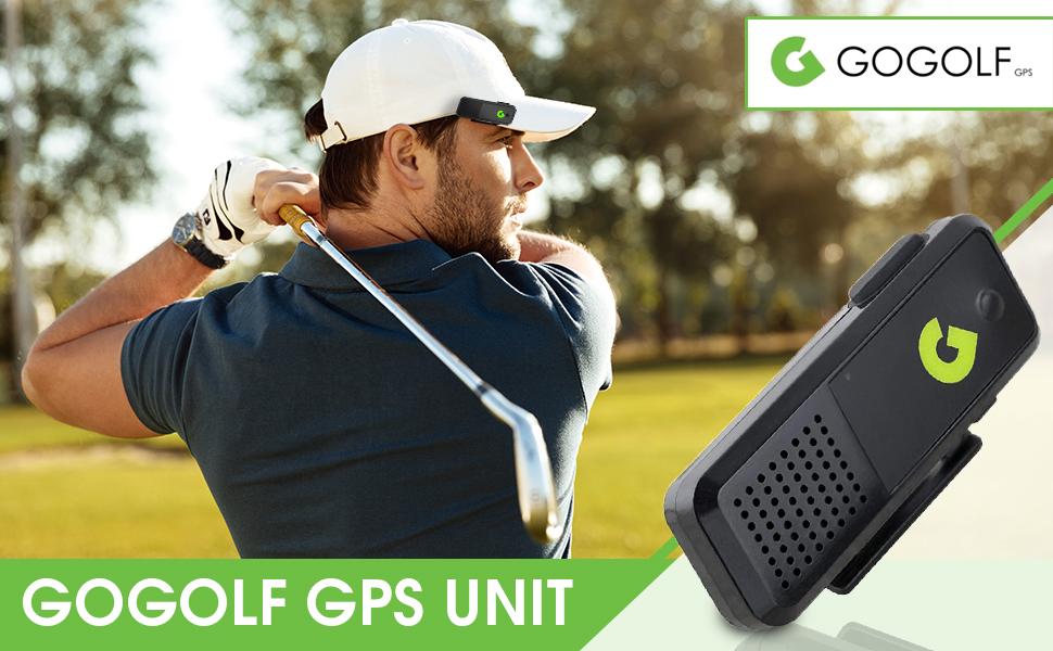 gogolf gps golf range finder bluetooth speaker hat glasses