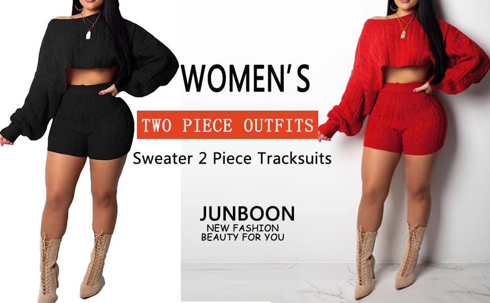 women sweater tracksuits