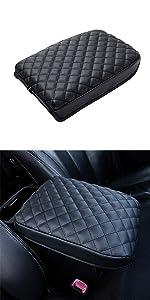 Tacoma armrest cover