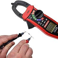 resistance measurement clamp meter