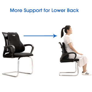 more support for lower back