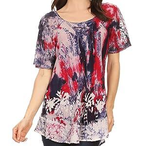 Summer Blouse Beach Blouse,crochet top batic color blouse Party Blouse Hand Crochet Blouse,Lace Blouse
