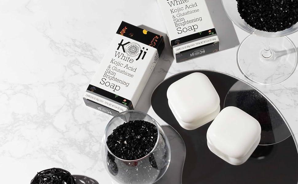 Koji White Glutathione Soap