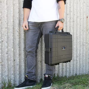 handle for laptop case carrying cover for