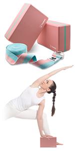 block and strap yoga tumaz