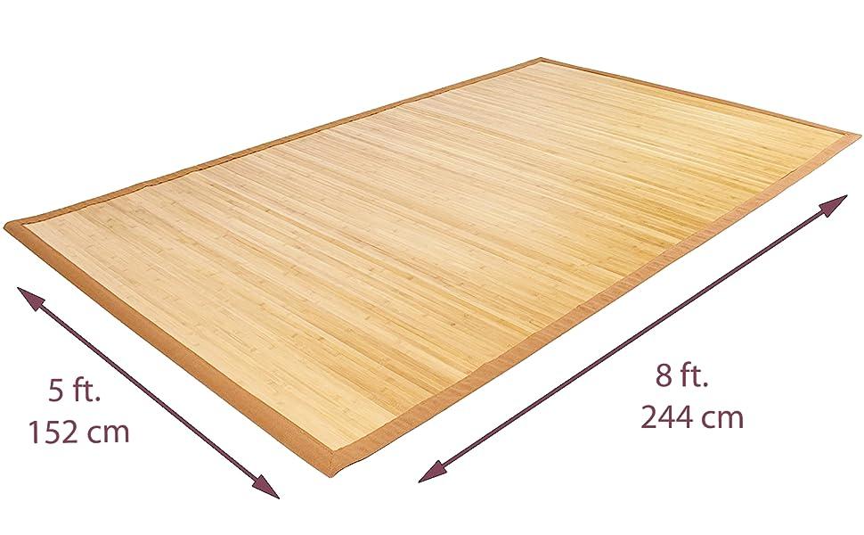 bamboo rug bamboo bamboo rug 5x8 venice natural bamboo patio mat 5x8 bamboo rug bamboo carpet
