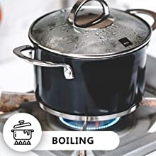 PERFECT FOR BOILING