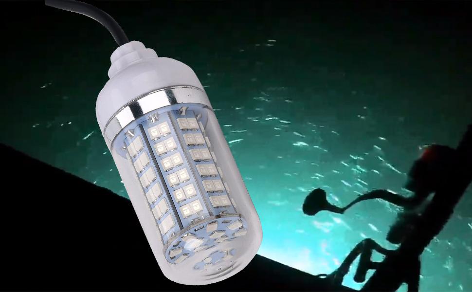 Door Nightlight by Cimino Black for Starlight 3 or 4,5 MM Night Fishing Mar SP