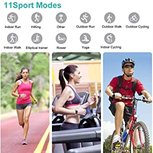 11 sports mode