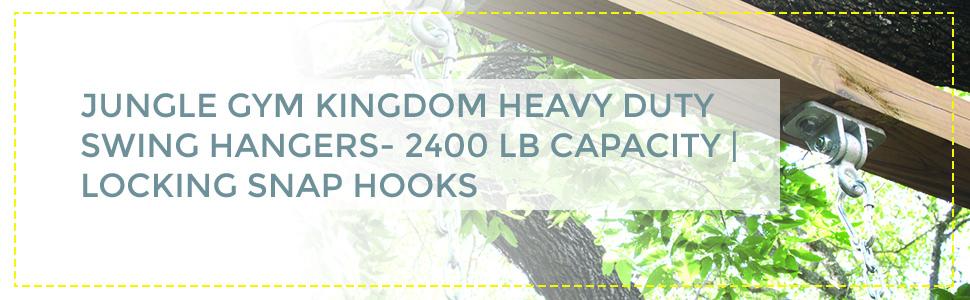 heavy duty swing hangers