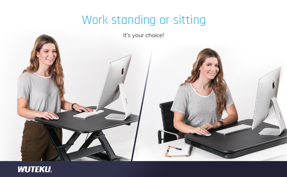 work standing or sitting wuteku